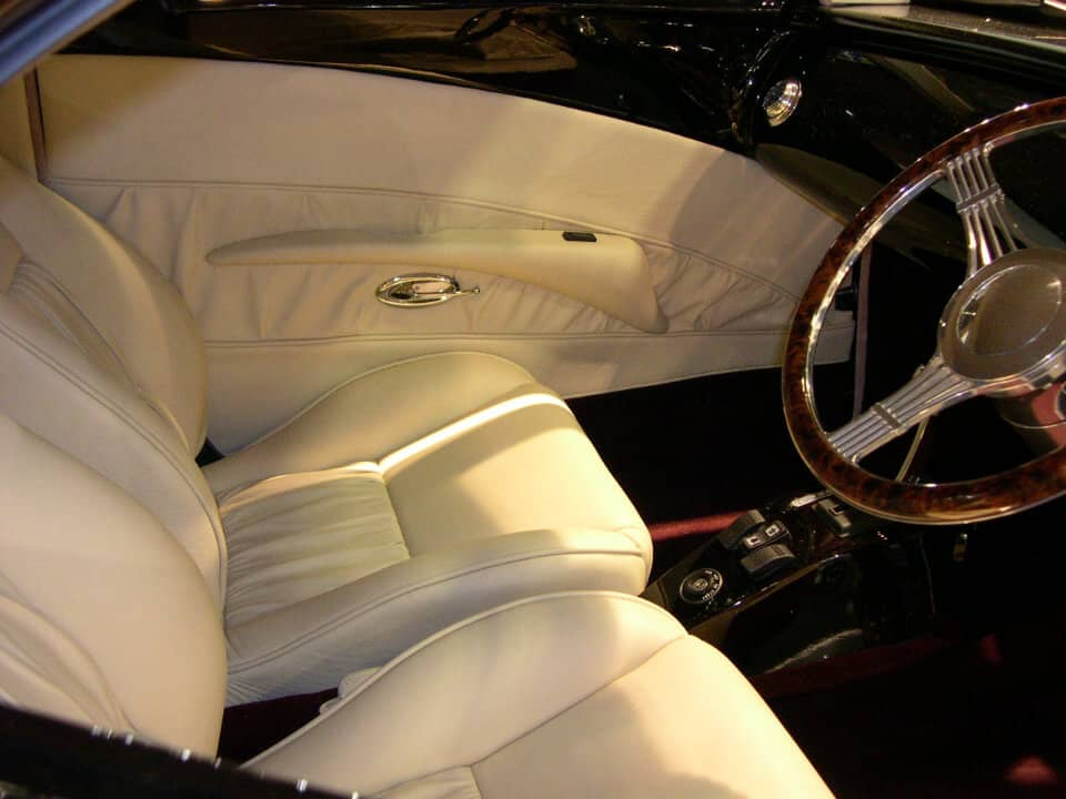 City Trim - Interior panels