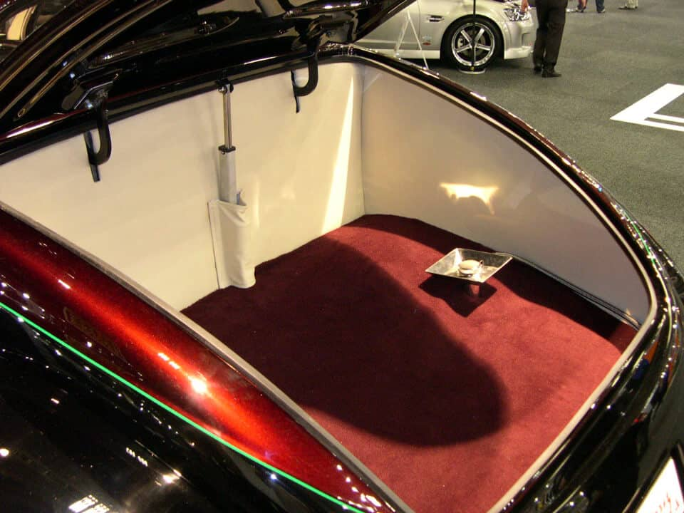 City Trim - Hot Rod Interior